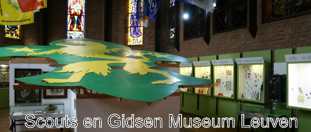 Scouts en Gidsen Museum Leuven